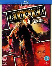Reel Heroes: Chronicles Of Riddick [Blu-ray] [Region Free] - Cd 2Yvg The Fast
