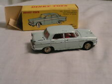 DINKY MADE IN FRANCE 404 PEUFEOT CAR WITH BOX