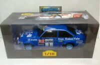 FORD ESCORT MK II #1 MIKKOLA WINNER RALLY RAC 1979 1/18 ALTAYA