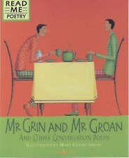 Mr.Grin and Mr.Groan (Read Me: Poetry), Ellis, S.,