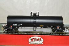 HO scale Atlas Olin Chemical ACFX Lease 17,360 gallon tank car train