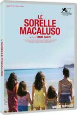 LE SORELLE MACALUSO  DVD DRAMMATICO