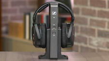*SENNHEISER RS 175 RF Wireless Headphone System for TV/Music RS175~FULL WARRANTY