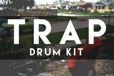Trap Electronic 808 Drum Sound Samples KIT - Maschine MPC logic FL Fruity Loops