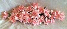 PINK SWAG ~ Silk Wedding Flowers Roses Arch Gazebo Decor Centerpieces Reception