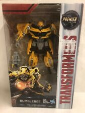 TRANSFORMERS THE LAST KNIGHT PREMIER BUMBLEBEE COURAGEOUS SCOUT