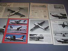 VINTAGE..MARTIN SP-5B MARLIN...1/72 MODEL REVIEW/DETAILS/PHOTOS..RARE! (870F)