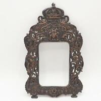 "Vintage Ornate Picture Frame for 2-1/2""x3-3/4"""