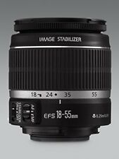 Canon Standard Zoom lens Ef-S18-55Mm F3.5-5.6 Is Aps-C Corresponding