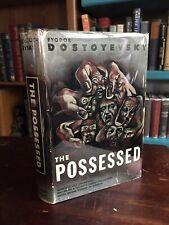 VINTAGE The Possessed by Fyodor Dostoyevsky Modern Library 1936 Edition