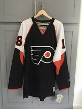 NWT Philadelphia Flyers #18 Mike Richards RBK Official Jersey 2XL