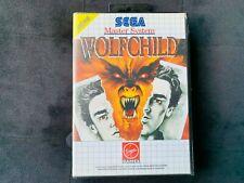 Wolfchild - Jeu Sega Master System Complet TBE
