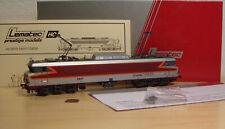NEUF LEMATEC HO 207/2 Locomotive Electrique CC 6530 Sncf Region 4 Brass FULGUREX