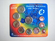 Coffret EURO BU Espagne 2009