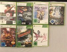 Xbox 360 spielesammlung 7 Spiele