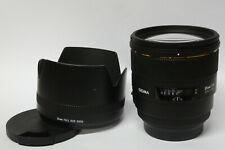 Sigma 1,4 / 85 mm EX DG HSM  Objektiv für SONY A-Mount  gebraucht