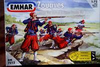 Zouaves Zouaven - Krim Krieg - EMHAR 7212 - 1:72 1/72 Figuren Sammlung