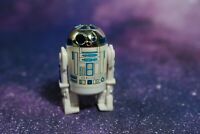 VINTAGE Star Wars COMPLETE R2-D2 DROID ACTION FIGURE KENNER solid dome first 12