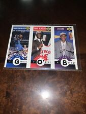 1996-97 Collectors Choice Kobe Bryant Mini Rookie RC Lakers Kevin Garnett