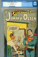 DC Superman's Pal Jimmy Olsen #1 CGC 3.5