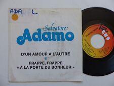 SALVATORE ADAMO D un amour a l autre   CBS 5789 PROMO