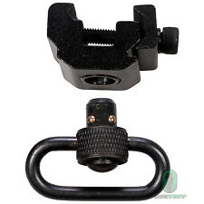 Weaver Picatinny RIS 20mm Quick Release Rifle Sling Swivel Adaptor Soft Air