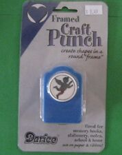 ANGEL PUNCH Paper Scrapbook TOOLS - NEW MEDIUM Craft Darice Brand Hole Punch