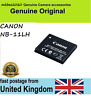 Genuine Original Canon Nb-11lh Battery for PowerShot Sx400 Is ELPH 340 HS 170 Is