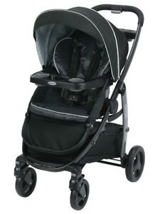 Graco Baby Modes Click Connect Stroller Gotham NEW