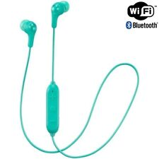 Jvc Hafx9bt Gumy Bluetooth sans fil Confortable Fit Casque - Multi Couleurs Vert