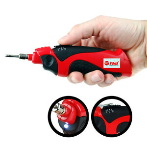 Battery Powered Cordless Soldering Iron 8 Watts up to 900°F ( 76B8-PRT )