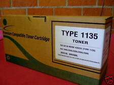 Fax Toner for Ricoh Aficio 1900L Type 1135 Brand New!
