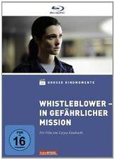 WHISTLEBLOWER - IN GEFÄHRLICHER MISSION (Rachel Weisz) Blu-ray Disc NEU