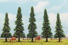 árboles de Noch N, Z (25440): 5 Abetos para modelismo