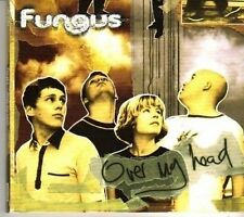 (CK412) Fungus, Over My Head - 1999 DJ CD