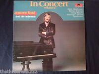 VINYL LP - IN CONCERT Vol 2 - JAMES LAST - 2371320