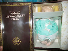 Yolanda's Bello Picture Perfect Babies  Jessica Doll 7th in the Series