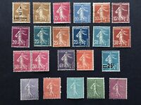 France Sower Collection MH