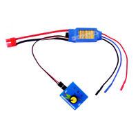 E-Sky 9.5~24V DC Brushless Speed Controller Driver 25A ESC + Servo Motor Tester