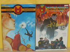 MIRACLEMAN #2 - Paul Pope Variant +Reg - GOLDEN AGE - Gaiman BUCKINGHAM - Marvel