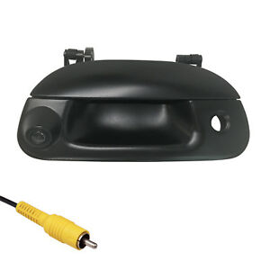 For Ford F150-F550 (1997-2007) Black Tailgate Handle Backup Camera