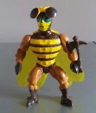 Raro He-man Y Los Amos del universo BUZZ-OFF figura 100% completo 1983