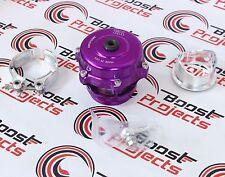 Tial Authentic Q Blow Off Valve 50mm Q BOV 11 PSI Spring Purple Aluminum Flange