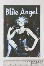 More details for blue angel globe theatre program 1992 royal shakespeare trevor nunn kelly hunter