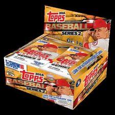 2016 Topps Series 2 Baseball 24 Pack Box Factory Sealed