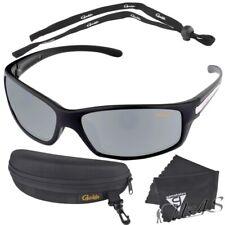 Spro Gamakatsu Polarisations Brille G-Glasses Cools Light Gray Mirror Sha