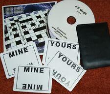 Crossword -- Mark Mason -- w/DVD --gaffed update on Daley's Last trick      TMGS