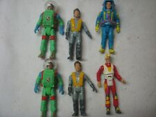Vintage The Real Ghostbusters Ghost Busters Toys Toy Action Figure Lot Of 6
