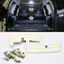 8x LED Interior Light Kit Exact Panel for Toyota Landcruiser Prado 150 Series