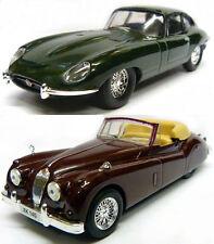Jaguar e type jaguar XK40 - 1:43 scale diecast models